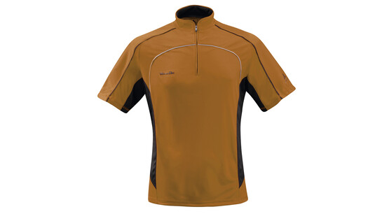 Vaude men Mount Shirt bronze